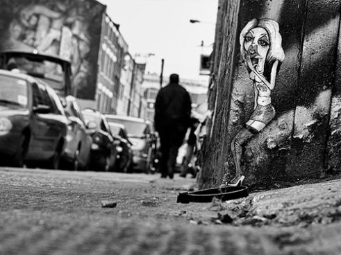 Shoreditch, London, England