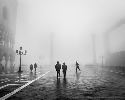 Venetian Fog Venice, Italy