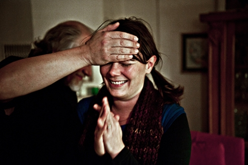 Healing prayer meetingVaasa, Ostrobothnia.