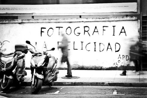 La felicidad Oviedo, Spain