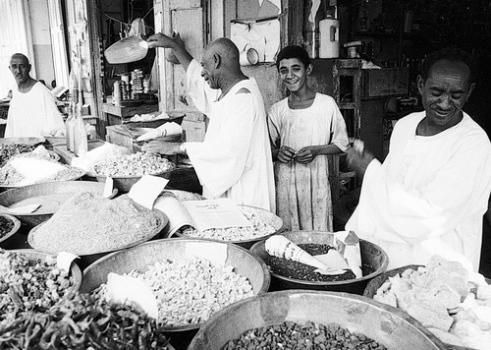 Spice market Wad Madani Sudan