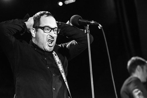 The Hold Steady Manchester 2014