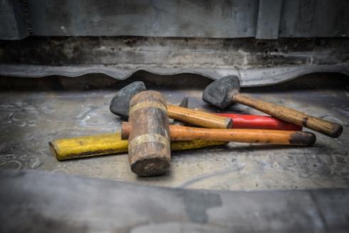 Worker's tools