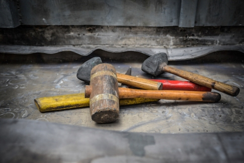 Worker's tools