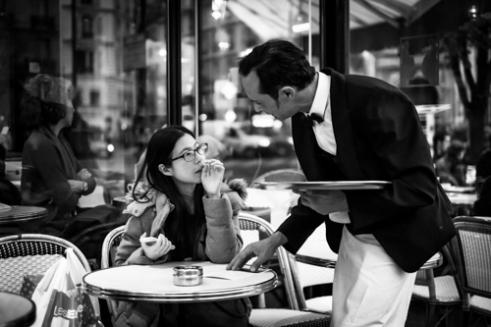Les Deux Magots Brassierie Paris, France