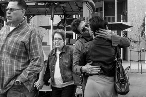 The Kiss San Francisco, California