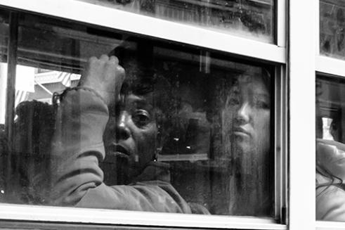 Through a Window San Francisco, California