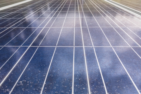 A long-life span of solar panels, over 20 years, and decreasing manufacturer costs in the past decade, makes solar the future of sustainable energy, Sirubari, Nepal.