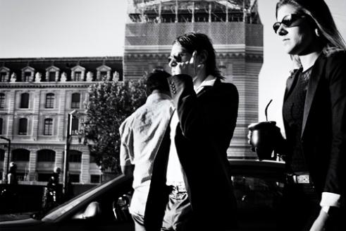"""""""Sunny Paris"""" Quai Saint-Michel, Paris"""