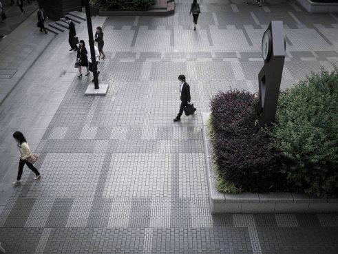 Tokyo stop motion