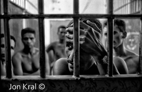 NO END IN SIGHT: This 26-year-old man has spent nearly one-third of his life in prison and hasn't been sentenced. Almost 8 of every 10 Venezuelan prisoners have not received a sentence because the system is clogged and corrupt.