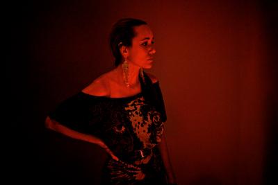 March 2011. Nightclub, Rio de Janeiro.