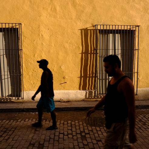 Early Monday Morning La Habana Vieja