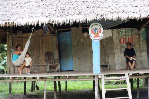 Village female Mayor
