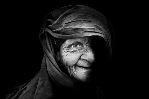 faces of old delhi  india