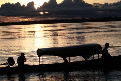 sunset canoe-EOH