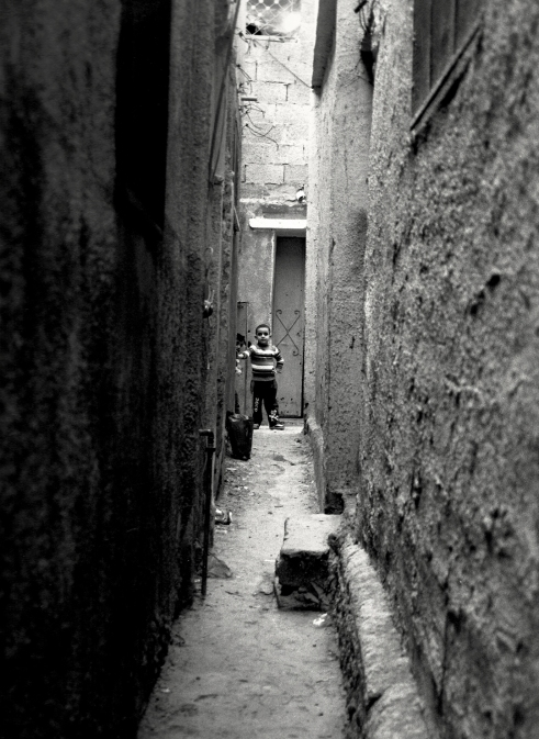 Nablus, West Bank 2010, Balata Refugee Camp.