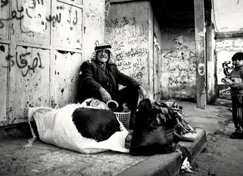 Bethlehem, West Bank 2010, Dheisheh Refugee Camp.