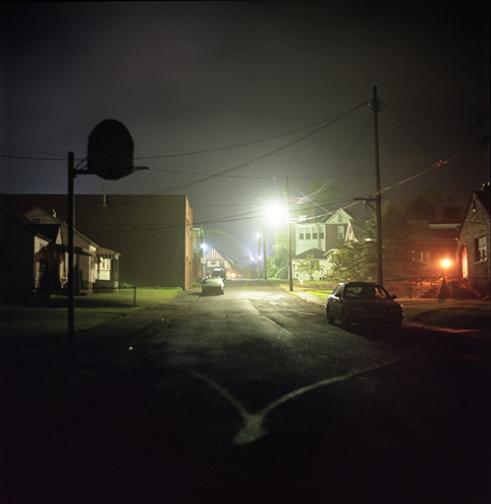 May Street Fairmont, West Virginia