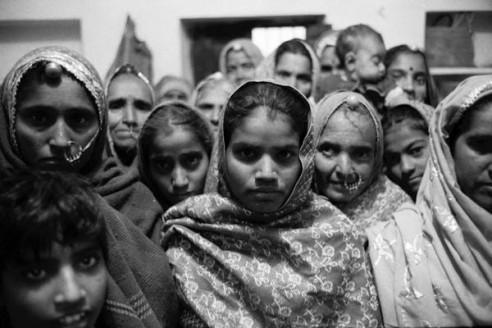 Pilgrims Pushkar, Rajasthan, India