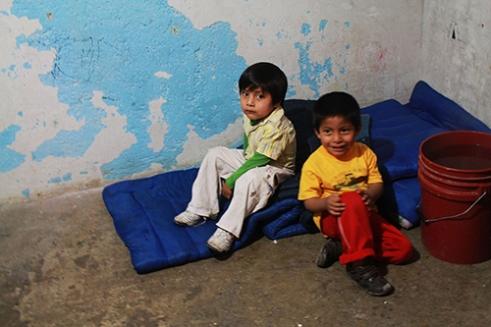 Felipe and Juanjo Mexico City – Santa Fe