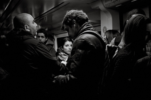 The Look, Barcelona Subway