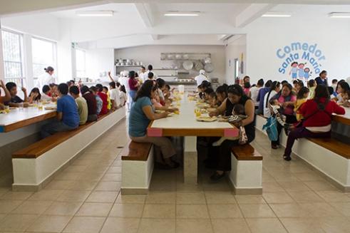 Comedor Santa María in Cilantro, Santa Fé