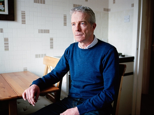 """William Simpsons has lived in the village for 17 years. The village remains home to some 200 residents whose homes are often confused for the reconstructions which lie next door. """"On one occasion a tourist came into the house and I was watching TV and I said 'Can I help you?' And they said sorry and that was it. I don t feel any bother from the tourists."""""""