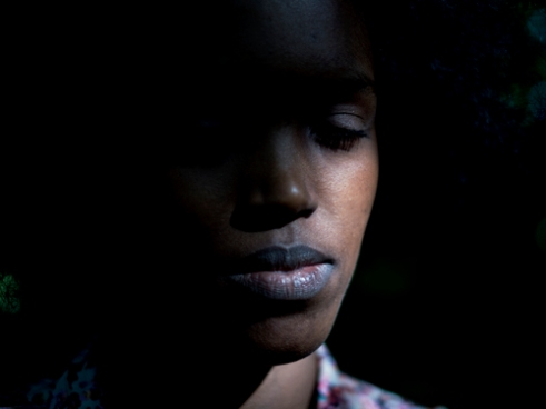 Sahra, Somalia refugee living in Munich