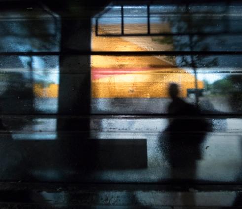 Camera obscuar box - Lelystad, Holland