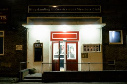 Ex-Servicemens Social Club Kingstanding-2014