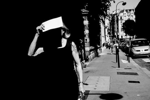 Sunscreen Paris