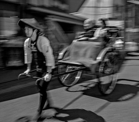 Rickshaw Kyoto