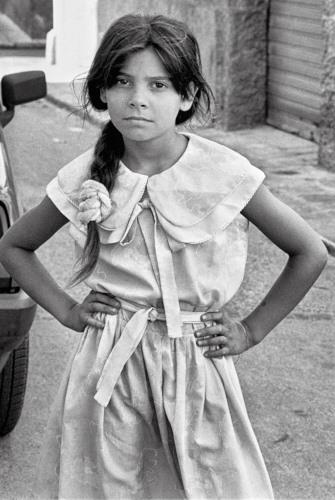 Look Gypsy girl Vilanova i la Geltrú, 1991