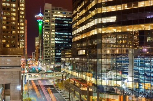 City Lights Calgary