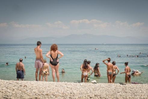 Towards Igoumenitsa Aegean, Greece
