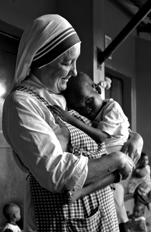 Sister of Charity, Orphanage Maputo, Mozambique