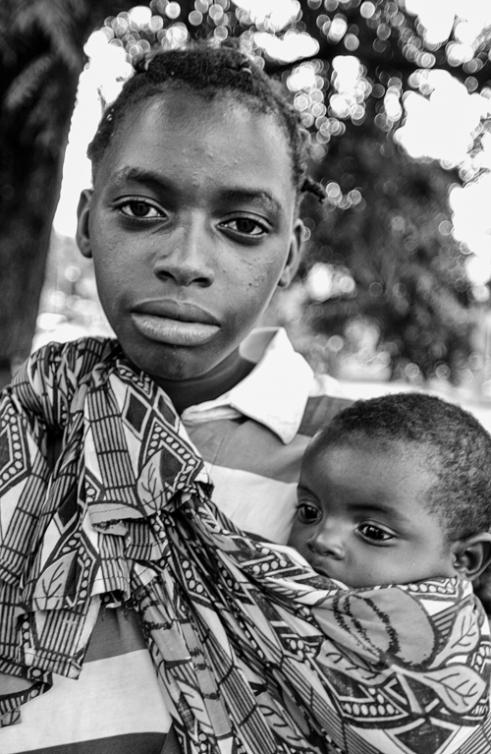 Mother & Child Lilongwe, Malawi