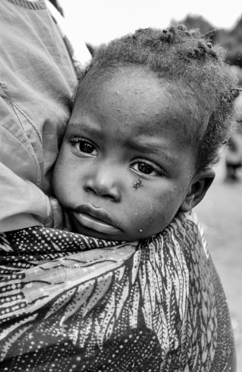 Granddaughter Nadzanale Village, Malawi