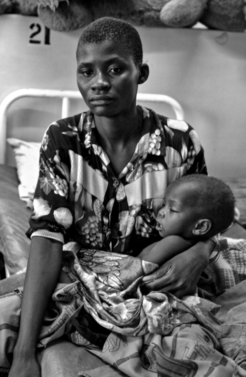 Lost, Mangochi District Hospital, Malawi - HIV/Aids ward