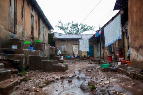 Bwaise, Kampala.