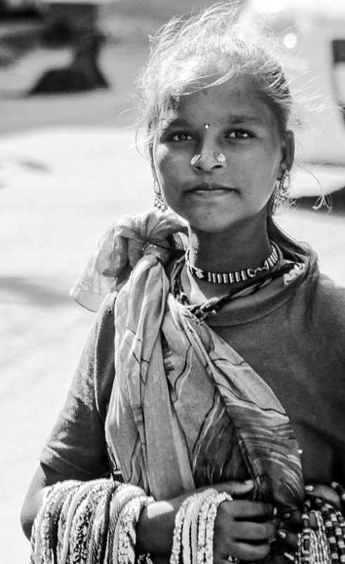 Street Vendor Chennai, India