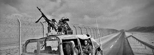 Egypt Border Near Azuz 2013