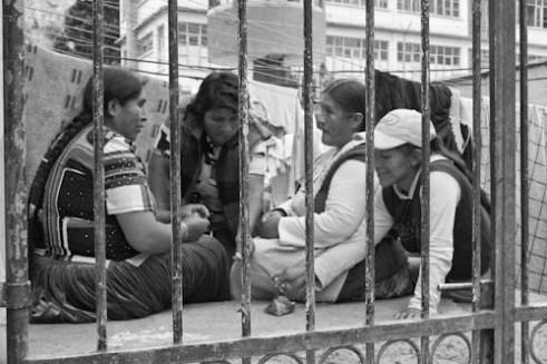 Centro de Orientación Femenino, Obrajes , Bolivia