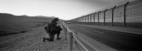 Har Harifm Egypt Border 2014