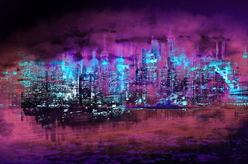 Neon City II