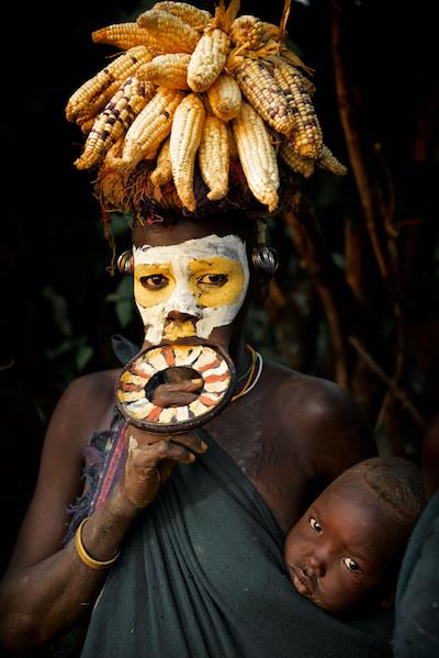 Tribal Paintwork