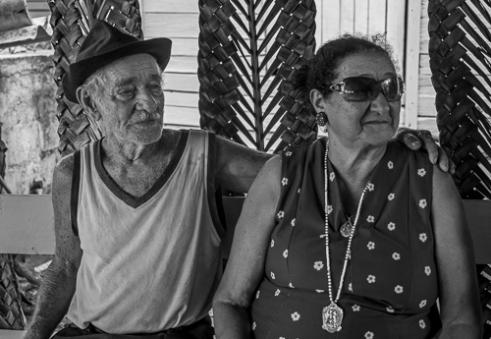 Carmen and Rafael Fuentes Duala Beach, Baracoa