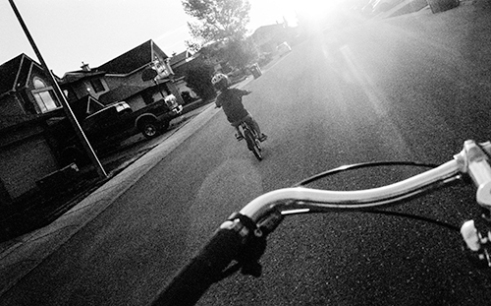 Cycling Calgary, Canada