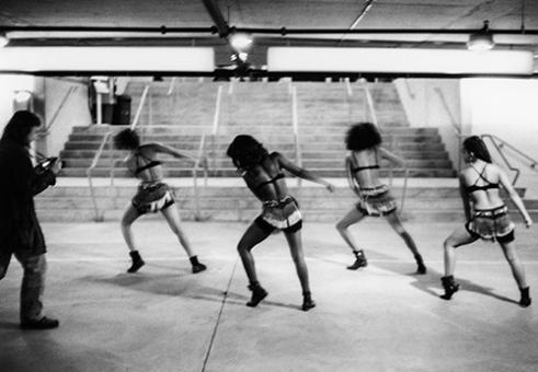 Dance troupe Calgary, Canada